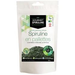Gourmet spiruline : une des marques proposées sur petitetomate.fr