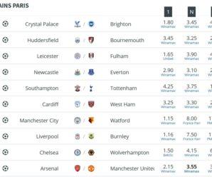 Premier League : les matchs de la 30e journée