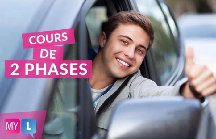 My Driving School : le cours 2 phases à Genève